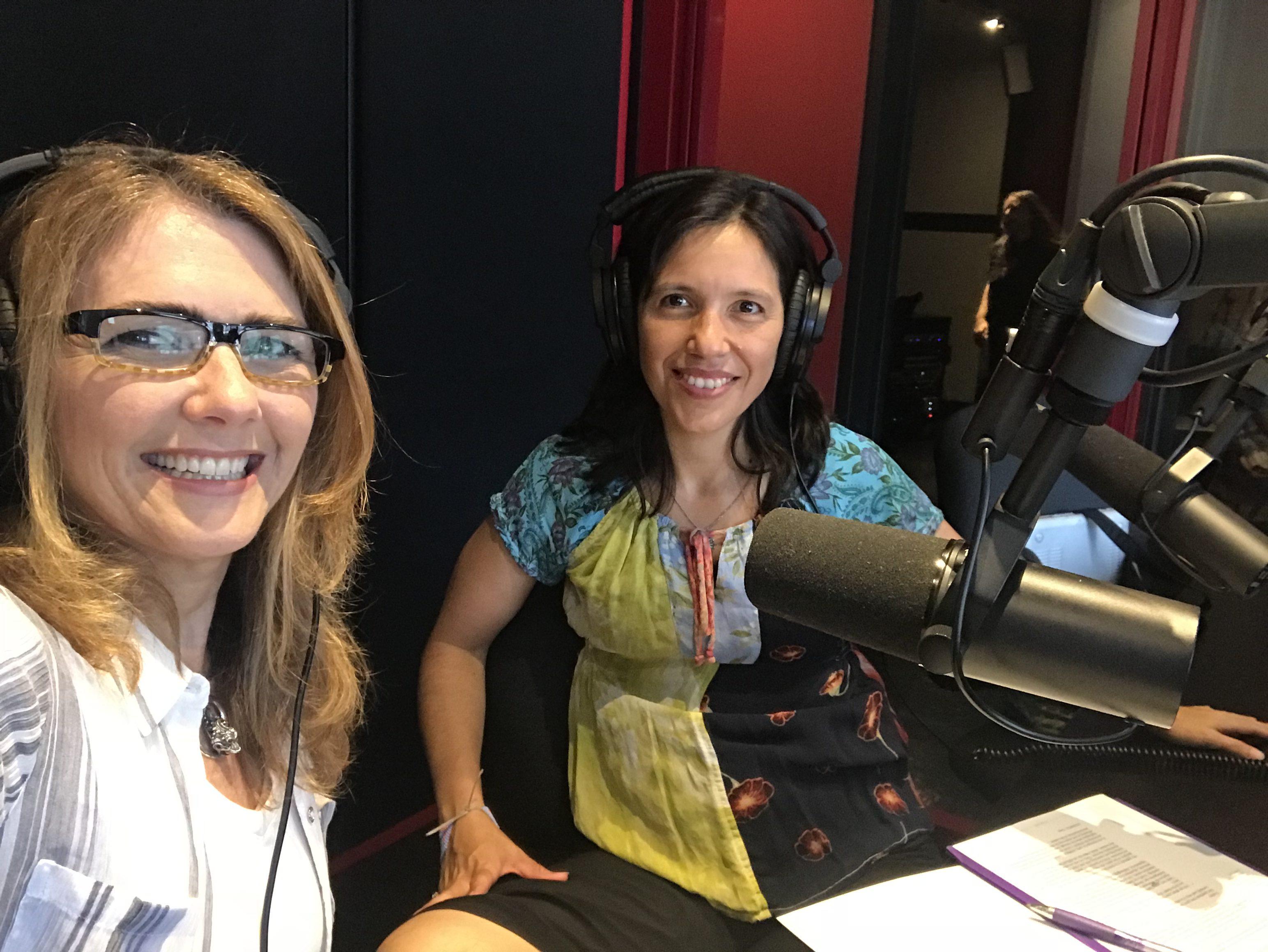Dr. Bermudez interviewed by AWE Radio